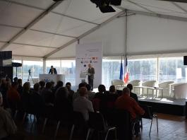 CNR, Inauguration PCH en Ardèche à Rochemaure
