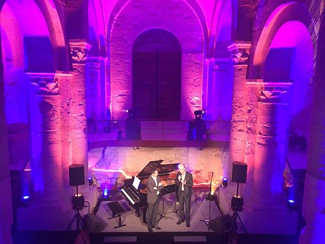 Concert CNPE abbatial de Cruas