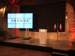 Inauguration FAREVA EXCELVISION