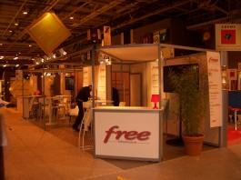 Salon de la copropriété FREE INFRASTRUCTURE