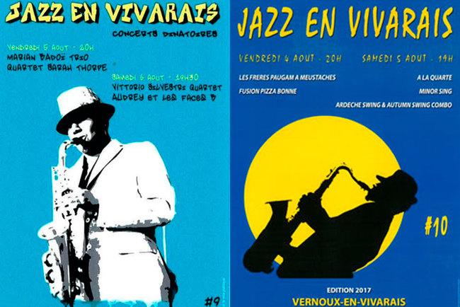 Jazz en Vivarais