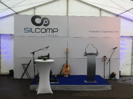 Inauguration Silcomp