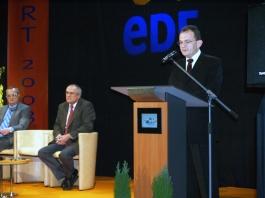 OSART, Évaluation internationale CNPE EDF