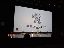 Meeting Peugeot, palais des congrès Montélimar