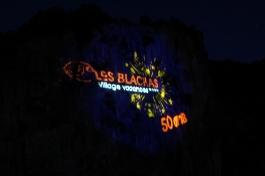 50 ans du village vacances, Les Blachas ASPTT