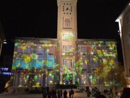 Projection architecturale mairie de Privas