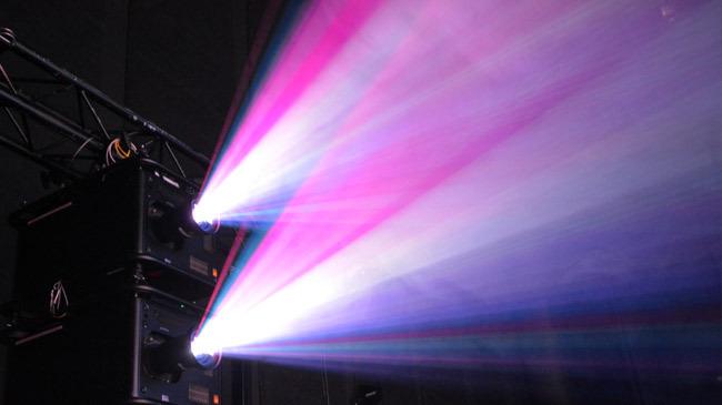 Vidéo-projection