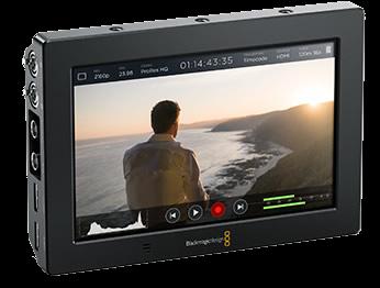 Monitoring caméra VIDEO ASSIST 4K