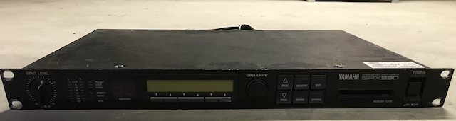 Processeur YAMAHA SPX990